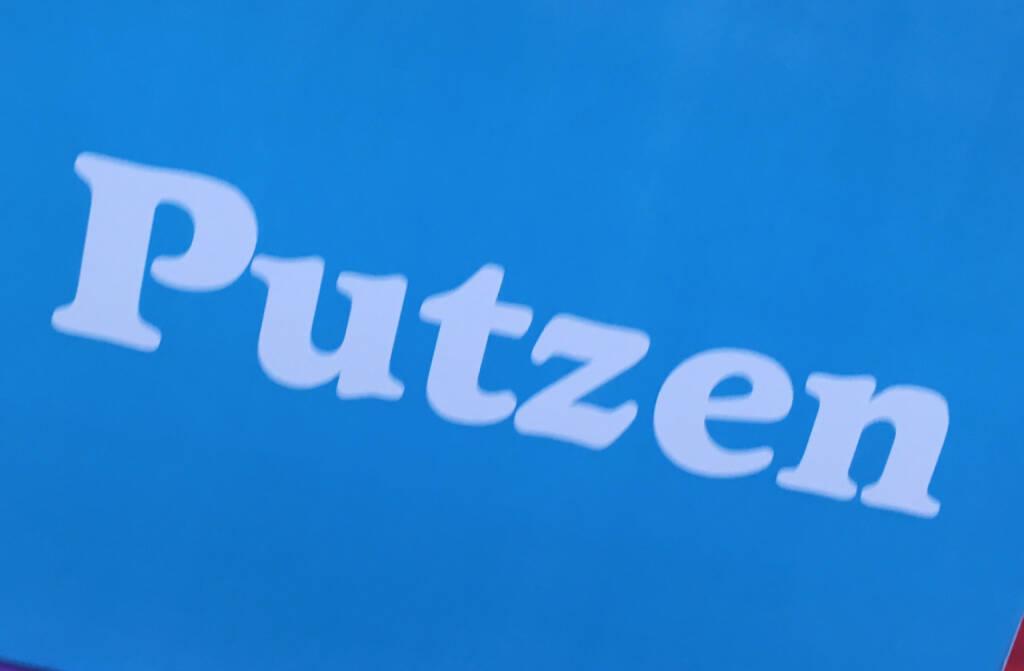 Putzen (03.11.2016)