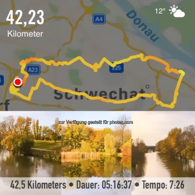 Mein Herzläuft Marathon <3 (04.11.2016)