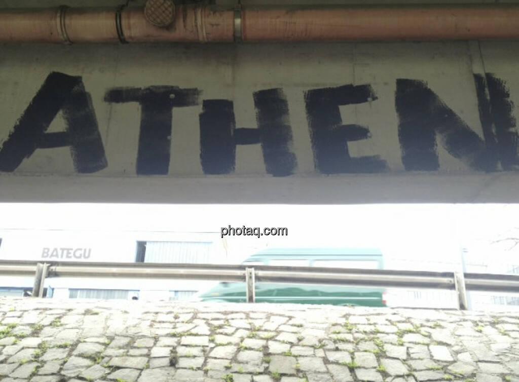 Athen, Griechenland (02.05.2013)