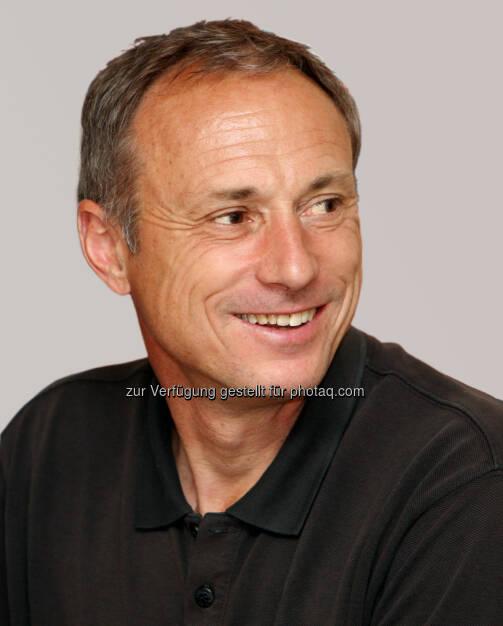 Anton Schutti: Lyoness Europe AG: Anton Schutti ist neuer Director Sports Cooperations International bei Lyoness (C) Gepa, © Aussender (08.11.2016)