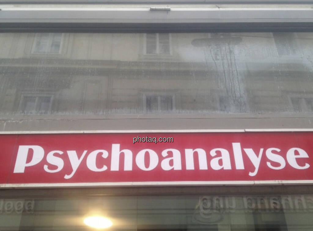 Psychoanalyse (02.05.2013)