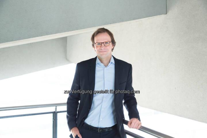 Andreas Bierwirth, CEO T-Mobile - T-Mobile Austria beschleunigt Umsatz- und Ergebniswachstum im 3. Quartal 2016, Der Gesamtumsatz stieg im 3. Quartal 2016 im Vergleich zum Vorjahresquartal um 5,8 Prozent auf 219 Millionen Euro. Der Umsatz des Kerngeschäfts Verbindungsgebühren (Service Revenues) wuchs im Vergleich zum selben Quartal des Vorjahres um 6,2 Prozent auf 189 Millionen Euro. (Bild: Marlena König, T-Mobile)