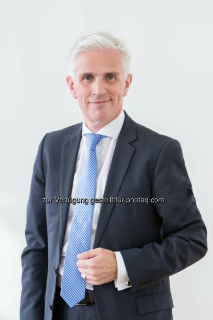 Janos Kis ist neuer Bereichsleiter Credit Management bei Prisma Die Kreditversicherung (Bild: Martina Draper, Prisma), © Aussender (10.11.2016)