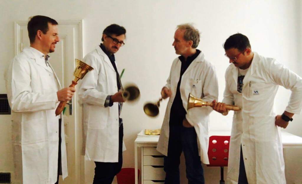 Christian-Hendrik Knappe, Josef Chladek, Christian Drastil, Michael Plos (10.11.2016)