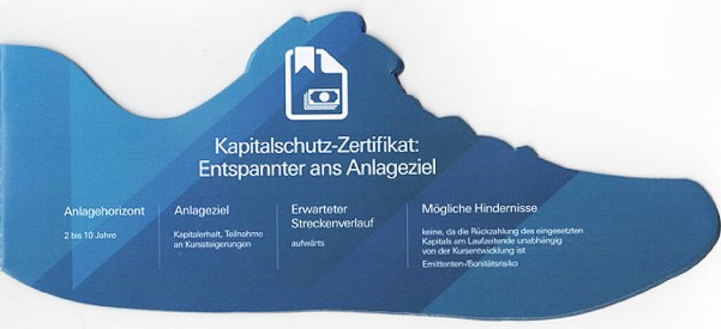 Laufstark: X-markets Zertifikate (10.11.2016)