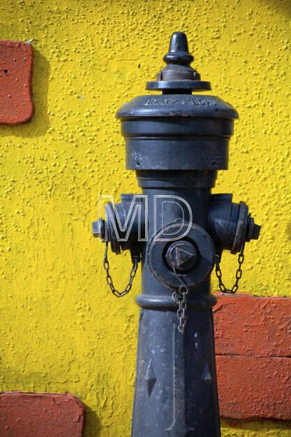 Hydrant, Wien, © Martina Draper (15.12.2012)