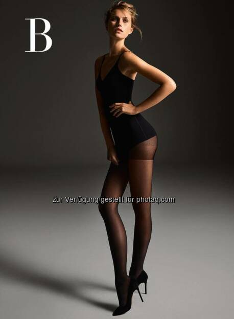 Wolford B is for Breathtaking.   For breathtaking legs, look no further than the luxurious transparency and subtle shaping of our Miss W styles. Compression technology helps prevent swelling and fatigue, so your legs retain their thrilling beauty all day. http://bit.ly/WolABCs  Source: http://facebook.com/WolfordFashion (13.11.2016)