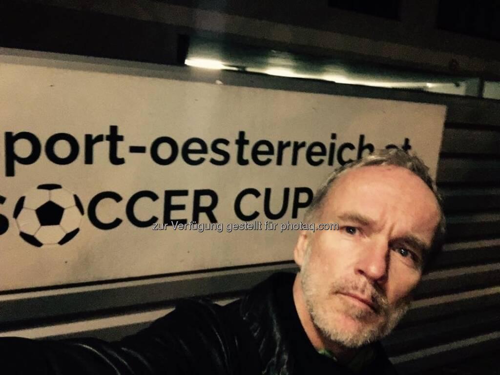 Am Vorabend bei Markus Steinacher, sport-oesterreich.at (13.11.2016)