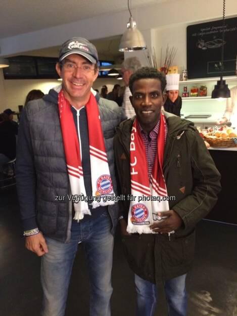 Bayern Harald Fritz, Lemawork Ketema (14.11.2016)