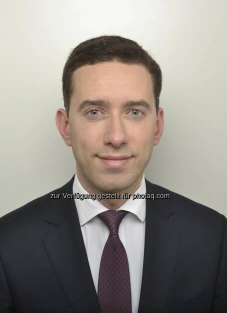 Ewgeni Smuschkovich: Julius Bär hat ihn zum neuen Leiter des Standorts in Wien ernannt. Smuschkovich wird Nachfolger von Erich Gröger, der zum gleichen Datum in Ruhestand geht (c) Aussendung (03.05.2013)