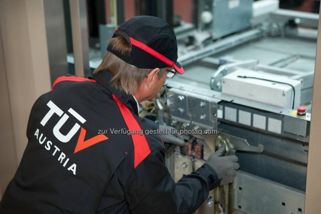 TÜV AUSTRIA: 6,5 Milliarden Aufzugs-Fahrten in Österreich pro Jahr (Fotograf: Gerhard Zahalka, www.standlaufbild.at), © Aussendung (15.11.2016)