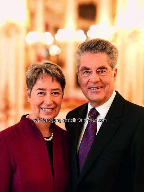 Margit & Dr. Heinz Fischer - Wiens mobiles Kinderhospiz MOMO: Prominente Charity-Auktion für Kinderhospiz MOMO (Fotograf: Pertramer), © Aussender (15.11.2016)