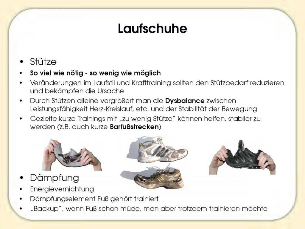 Laufschuhe - Sandrina Illes (15.11.2016)