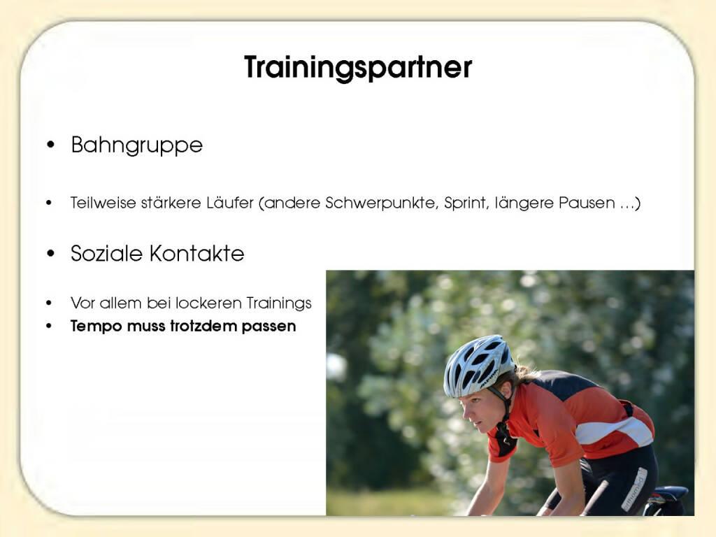 Trainingspartner - Sandrina Illes (15.11.2016)