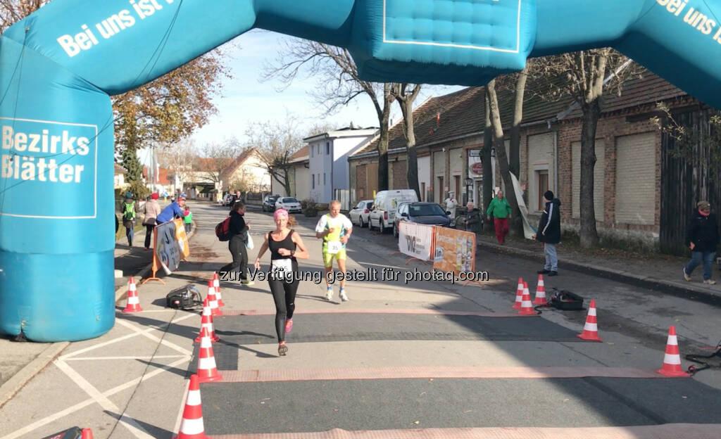 Martina Draper: 6,6 in 33,20 (Pace 5:03) (20.11.2016)