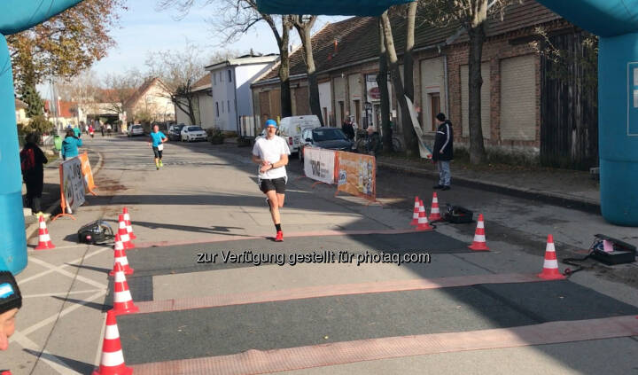 Josef Chladek: 6,6 in 32:37 (Pace 4:56)