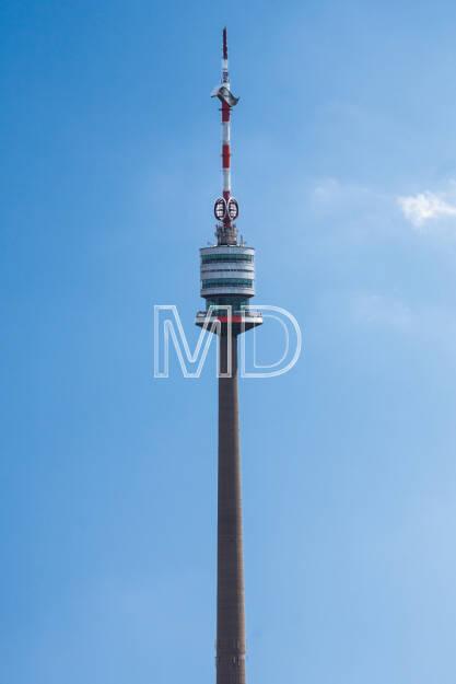 Donauturm, Wien, © Martina Draper (15.12.2012)