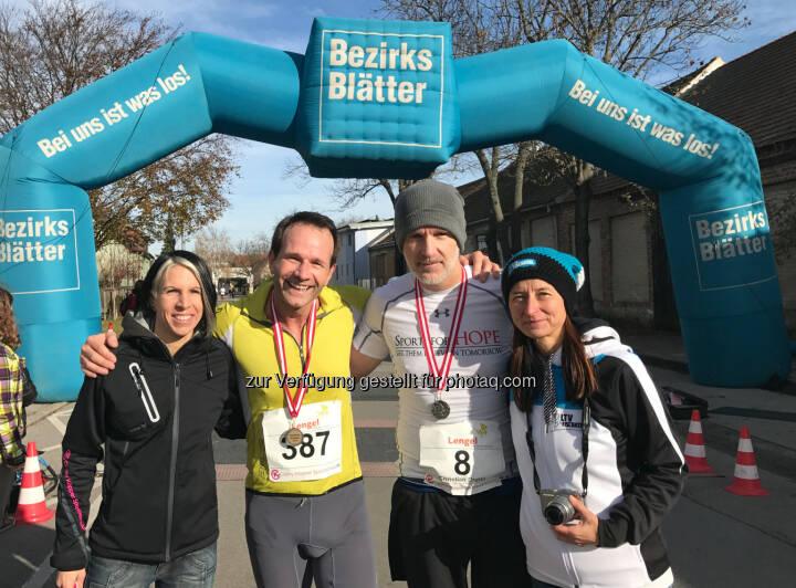 Conny Köpper, Alexander Rüdiger, Christian Drastil, Daniela Langhammer