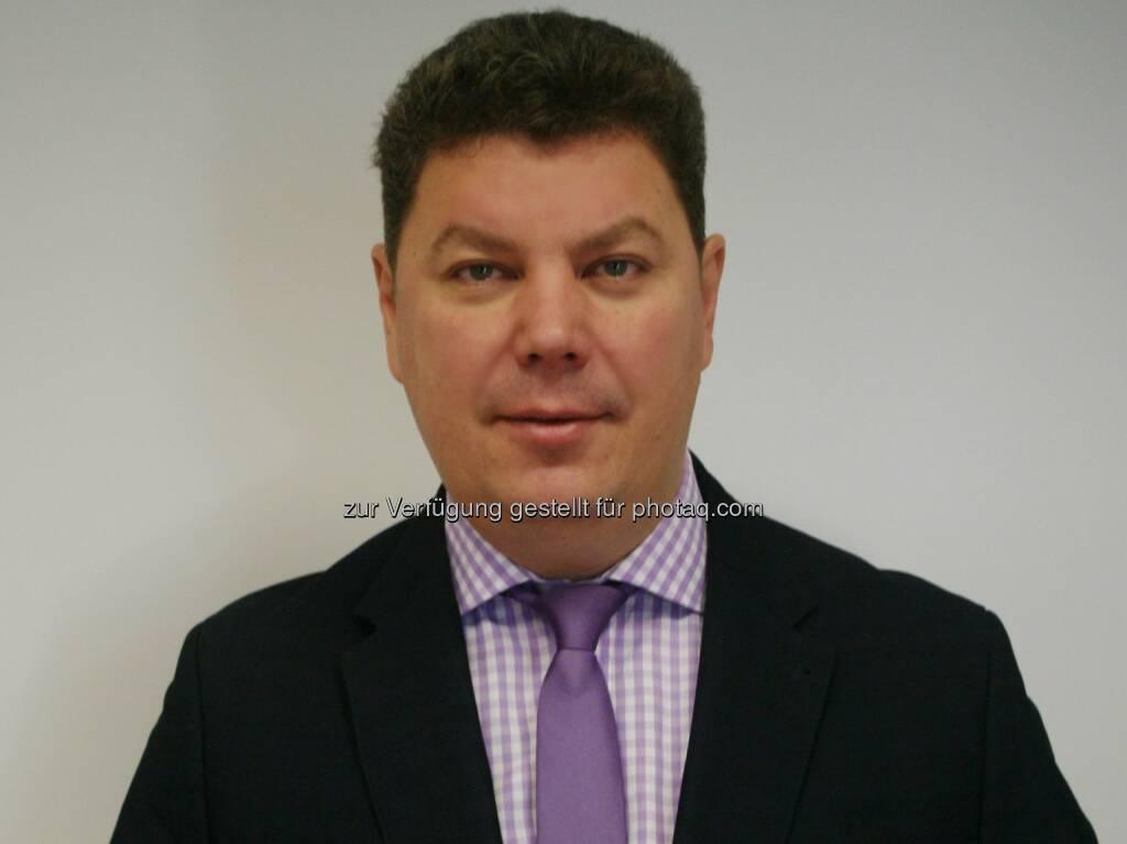 Oleg Tolochko: Lukoil International GmbH: Oleg Tolochko neuer Managing Director bei Lukoil Lubricants Europe (C) Oleg Tolochko, © Aussender (23.11.2016)
