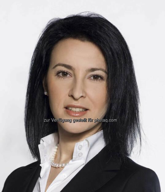 Alexandra Doytchinova (Managing Partner, Sofia, Schönherr) hat die Telenor Gruppe, den größten Telekommunikationsanbieter in Skandinavien, beim Erwerb von Globul, dem zweitgrößten Mobilfunkanbieter Bulgariens, beraten (Foto: Schönherr) (06.05.2013)