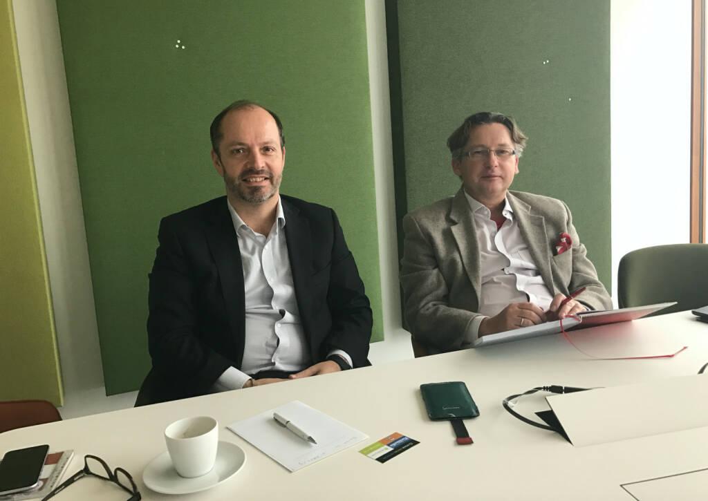 Mit Paul Severin und Dieter Kerschbaum (EAM) (24.11.2016)