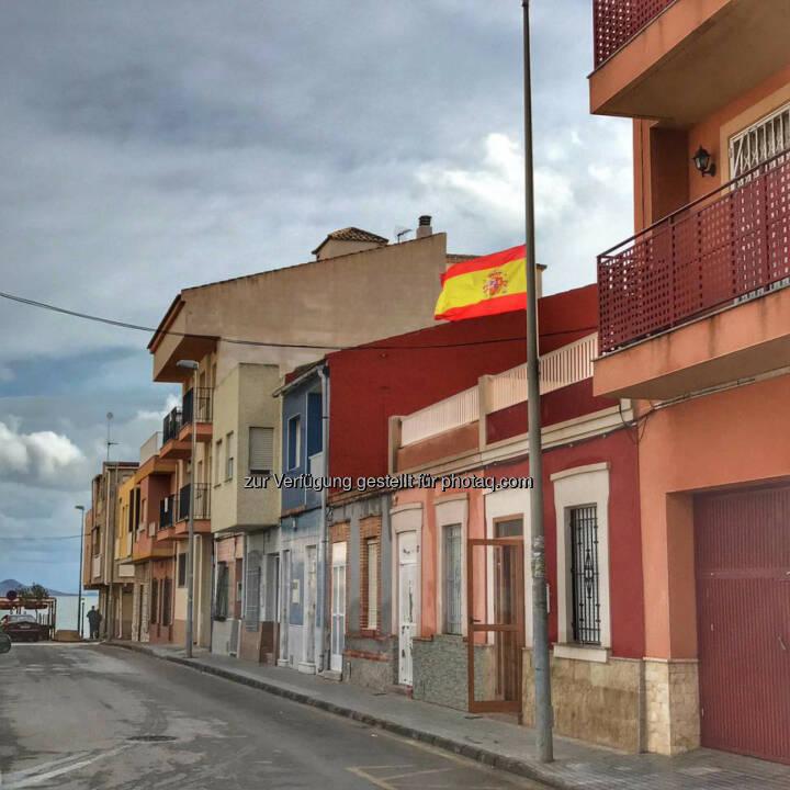 Spanien, Fahne, Flagge