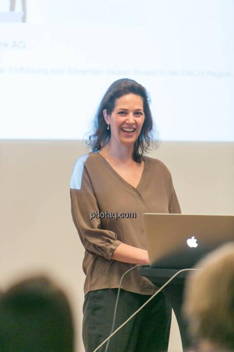 Christine Reitsamer (Baader Bank)