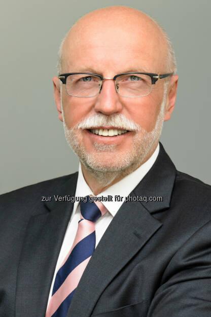 Thomas Wild, Geschäftsführer der targens GmbH, Stuttgart, vormals Cellent Finance Solutions GmbH - Cellent Finance Solutions wird targens - (Bild: obs/targens GmbH), © Aussender (29.11.2016)