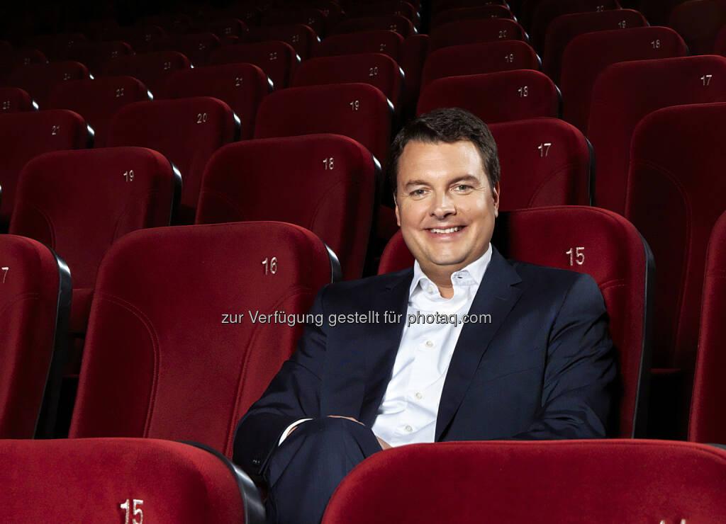 Neues Aufsichtsratsmitglied der S+B Gruppe AG - Christof Papousek. - S+B Gruppe AG: S+B GRUPPE: Résumé eines preisgekrönten Jahres mit Blick in die Zukunft (Fotocredit: Cineplexx / Philipp Jelenska), © Aussender (01.12.2016)