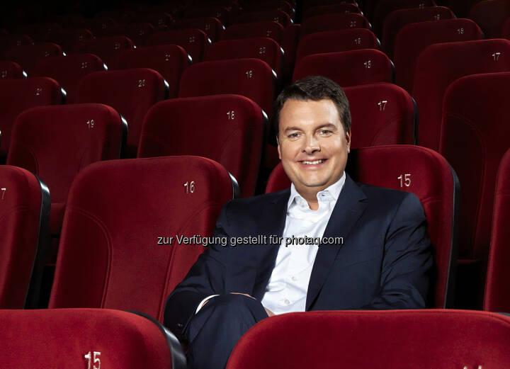 Neues Aufsichtsratsmitglied der S+B Gruppe AG - Christof Papousek. - S+B Gruppe AG: S+B GRUPPE: Résumé eines preisgekrönten Jahres mit Blick in die Zukunft (Fotocredit: Cineplexx / Philipp Jelenska)