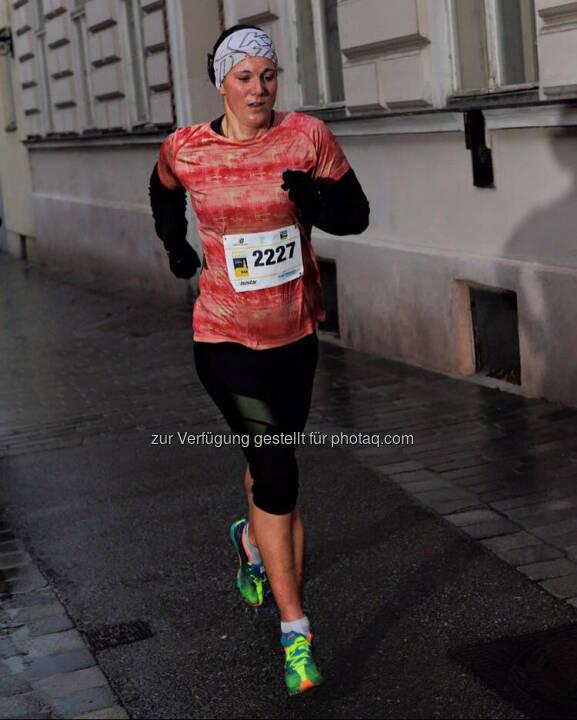 Tanja Stroschneider, laufen, power