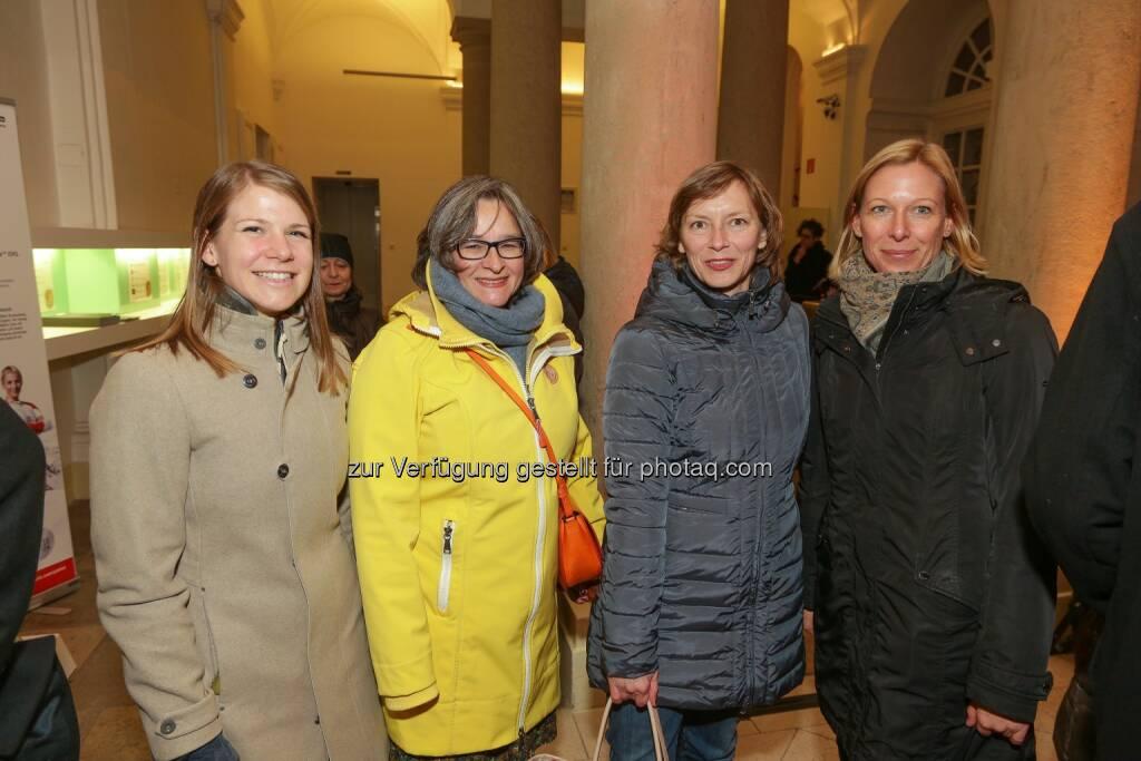 Julia Resch - Wiener Börse Punsch 2016, © Wiener Börse AG/APA-Fotoservice/Tanzer (02.12.2016)
