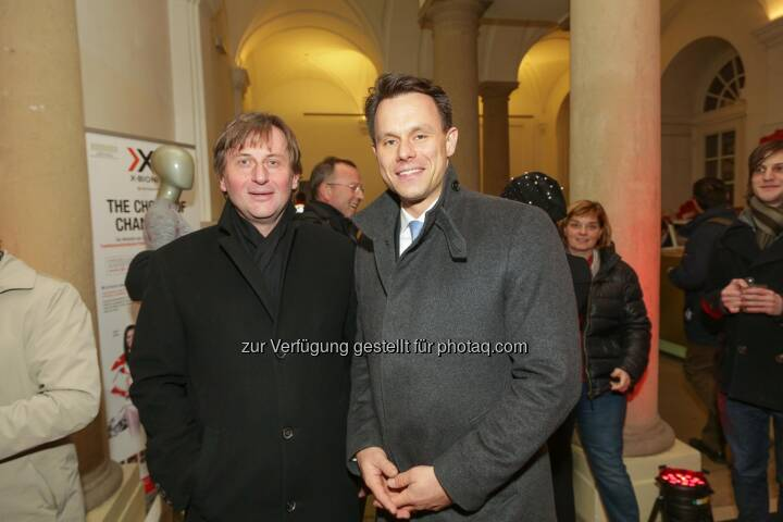 Christoph Boschan - Wiener Börse Punsch 2016