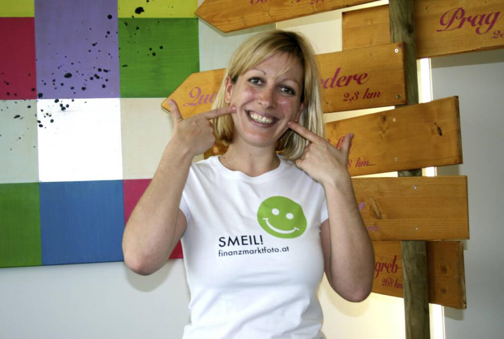Immo Smeil: Elisabeth Wagerer aus der Serie http://finanzmarktfoto.at/page/index/444 (06.05.2013)