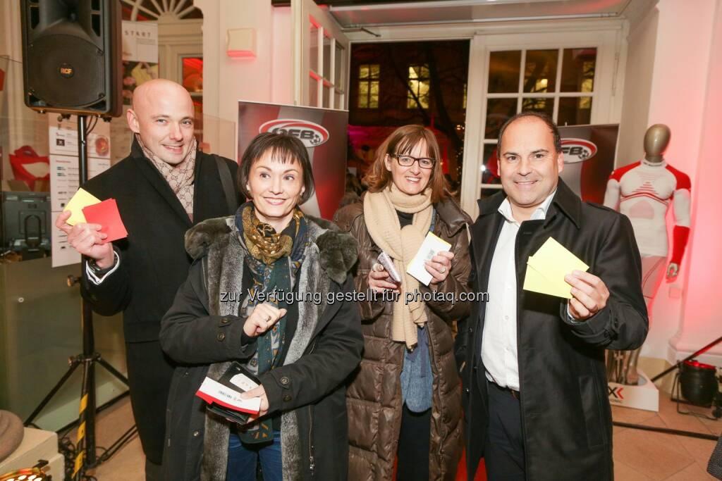 Paul Schiefer, Edith Franc, Henriette Lininger, Wiener Börse Punsch 2016, © Wiener Börse AG/APA-Fotoservice/Tanzer (02.12.2016)