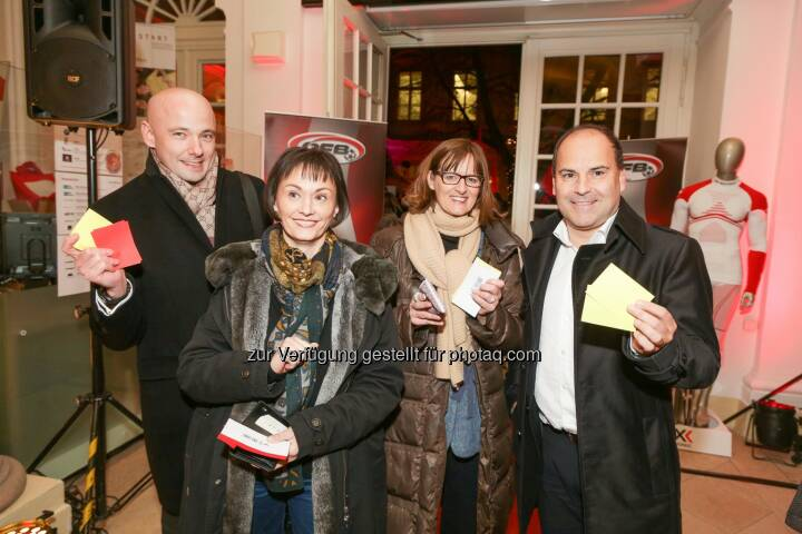 Paul Schiefer, Edith Franc, Henriette Lininger, Wiener Börse Punsch 2016