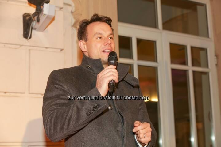 Christoph Boschan, CEO Wiener Börse