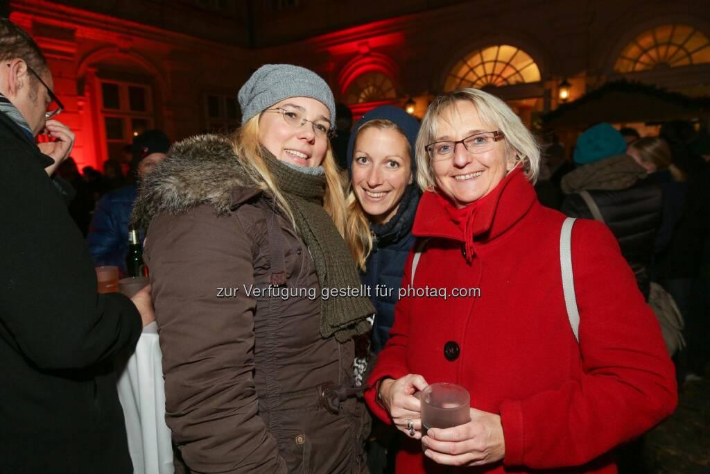 Elisabeth Wagerer - Wiener Börse Punsch 2016, © Wiener Börse AG/APA-Fotoservice/Tanzer (02.12.2016)