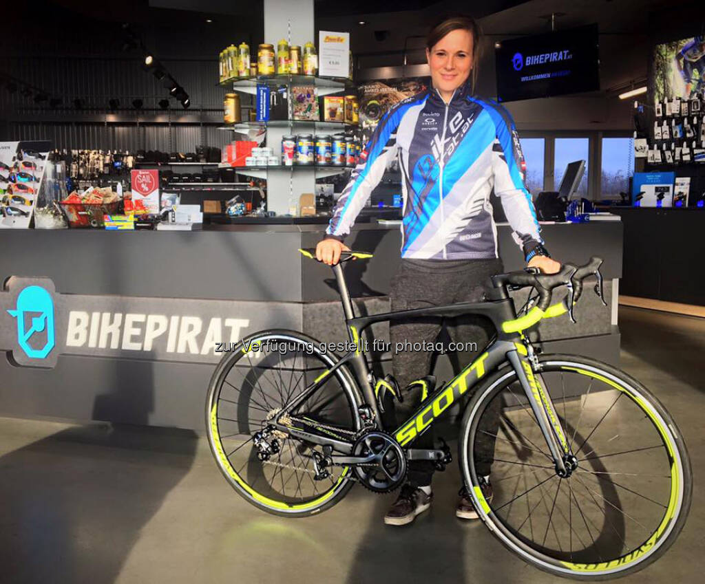 Tanja Stroschneider, Bikepirat, © Tanja Stroschneider (07.12.2016)