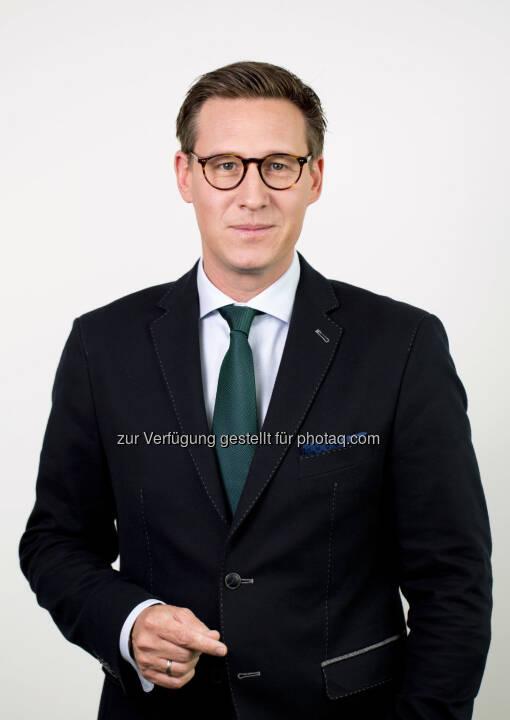 Manuel Reiberg ist neuer Fopi Präsident: Fopi - Forum der forschenden pharmazeutischen Industrie: Manuel Reiberg ist neuer Fopi-Präsident (C) Daiichi Sankyo