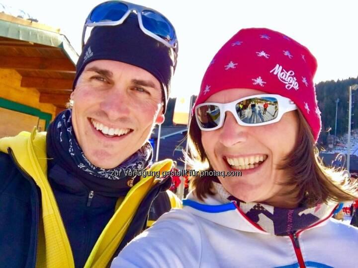 Felix Gottwald, Heidi Novy