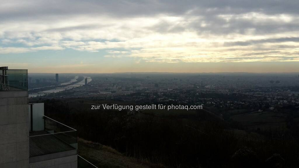Wien, Kahlenberg (12.12.2016)
