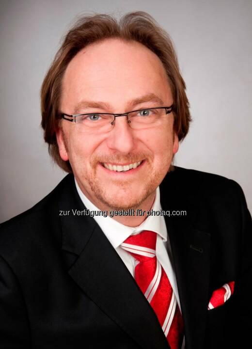 Jörg B. Hudemann verstärkt die Geschäftsführung der  C-Quadrat Deutschland GmbH