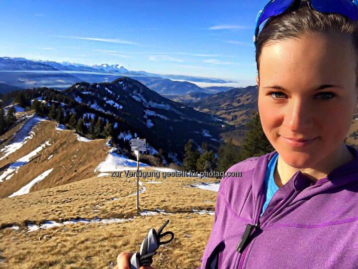 Tanja Stroschneider, Gipfel, Ziel, Ausblick