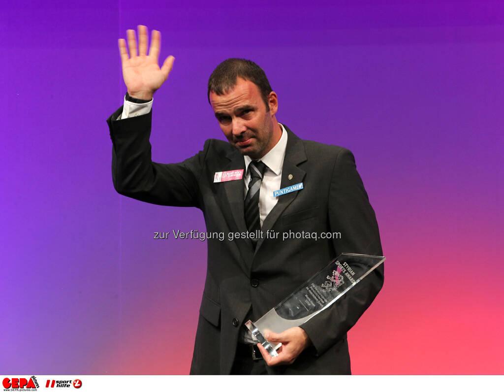 Mario Haas (SK Sturm Graz), Foto: GEPA pictures/ Markus Oberlaender (08.05.2013)