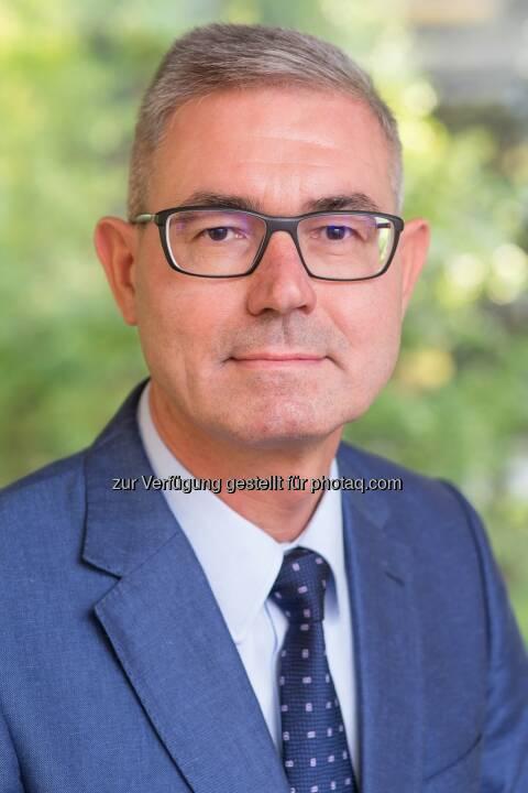 Peter Giffinger neuer Geschäftsführer von Saint-Gobain Isover Austria (C) Franz Pflügl/Isover