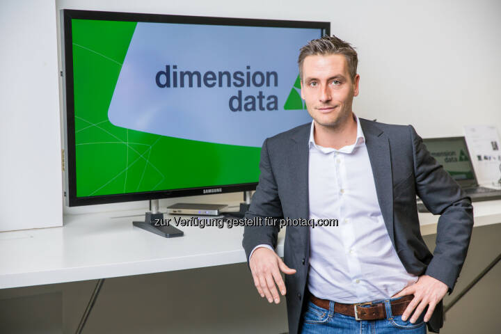 Matthias Resatz: Neuer Director Solutions bei Dimension Data Austria (C) Dimension Data