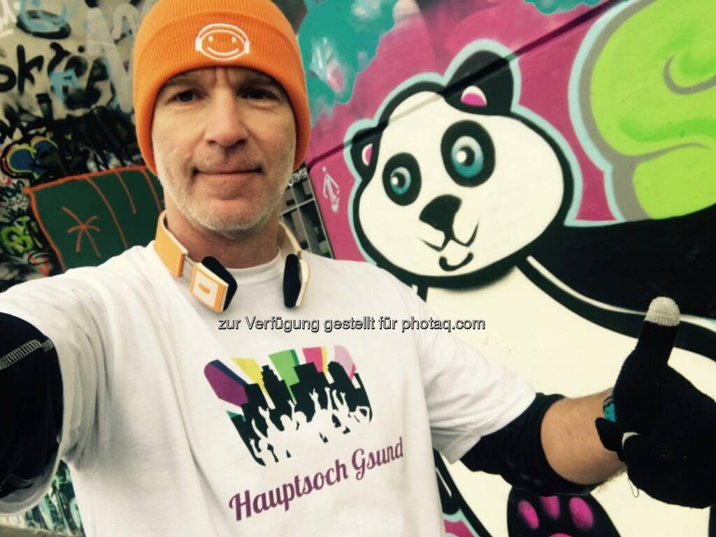 Hauptsoch Gsund: Der Panda und der Mann da (25.12.2016)