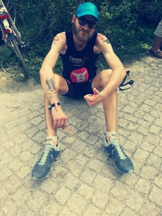 Tino Griesbach: Nominierung, Mein Sportschnappschuss 2016 Berliner Mauerweglauf 2016 - Voten und/oder auch sich selbst nominieren unter http://www.facebook.com/groups/Sportsblogged