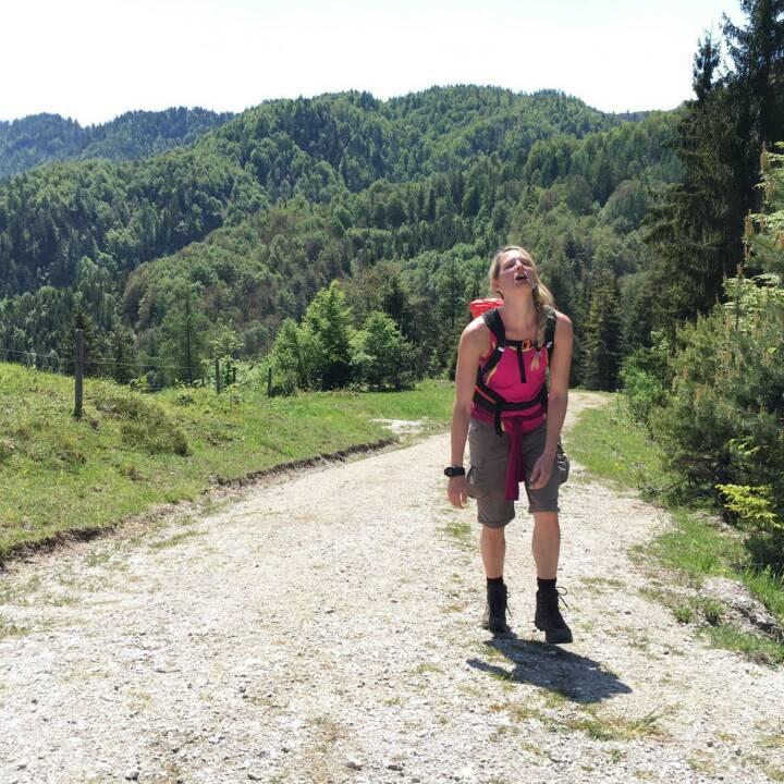 Nina Bergmann - Mein Sportschnappschuss des Jahres 2016 unter dem Motto: Freude durch Schmerz denn das triffts nach knapp 100km ziemlich genau, und warum? Weils genial ist... Kitzbühel 2016 - Voten und/oder auch sich selbst nominieren unter http://www.facebook.com/groups/Sportsblogged